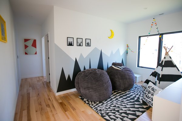 Creative space for the boys to chill Photo 18 of The Sangar House modern home