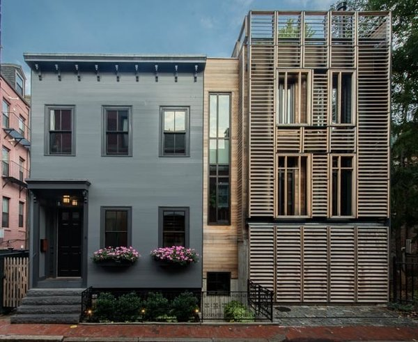 Photo  of Taylor Street House modern home