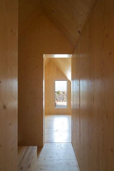 Architect: Amin Taha Architects Photography: Agnese Sanvito  Barretts Grove by Webb Yates Engineers