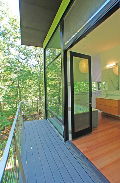 Photo 18 of Glassrock House modern home