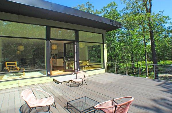 Photo 9 of Glassrock House modern home