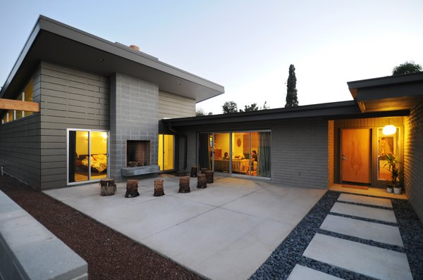 Photo 14 of Midcentury remodel in Mesa modern home
