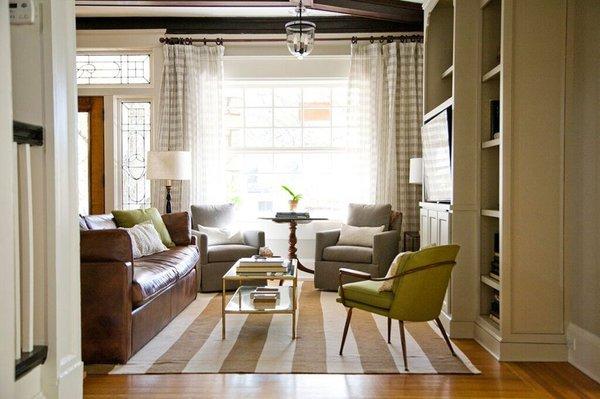 Photo  of Midtown Craftsman modern home