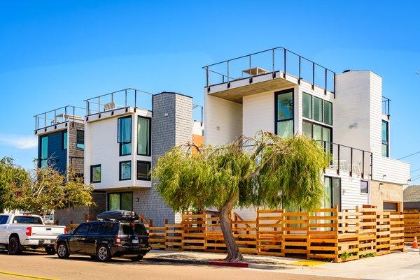 Alley Unit Photo 5 of Prefab Modern Coastal in San Diego modern home