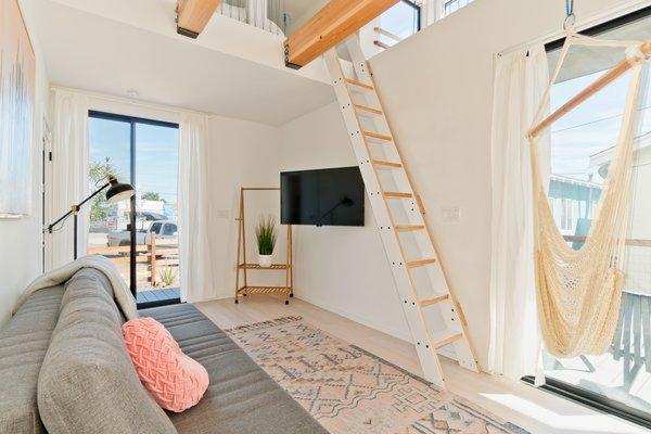 Ground floor Photo 7 of Prefab Modern Coastal in San Diego modern home