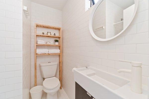 Bathroom Photo 13 of Prefab Modern Coastal in San Diego modern home