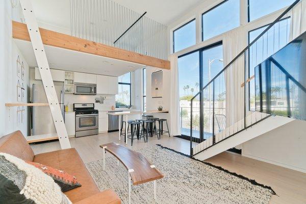 Second Floor Living Area Photo 8 of Prefab Modern Coastal in San Diego modern home