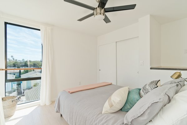 R1 & 2 Master Bedroom Photo 15 of Prefab Modern Coastal in San Diego modern home