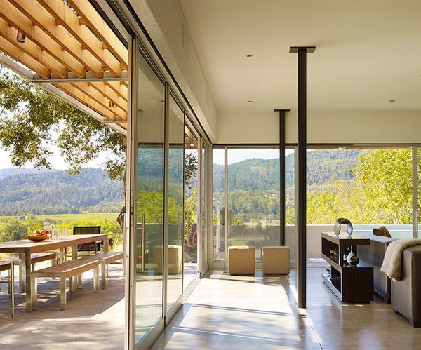 Photo 19 of Wine Country Retreat modern home