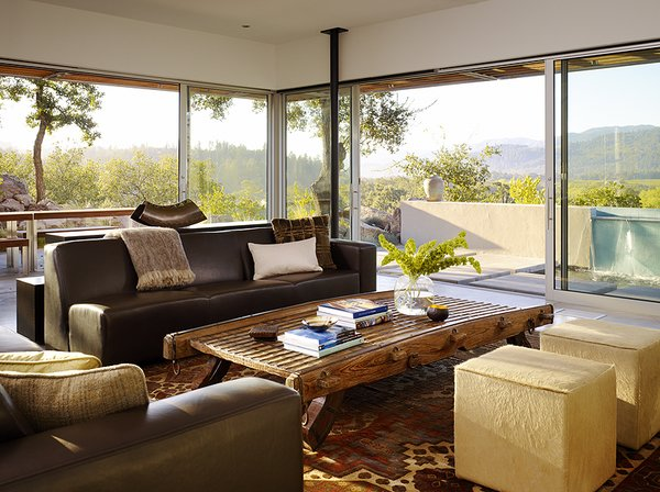 Photo 4 of Wine Country Retreat modern home