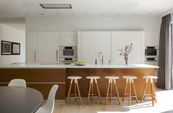 Ledgewood- Kitchen Photo 3 of Ledgewood modern home