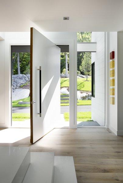 Ledgewood- Entry Door Photo 4 of Ledgewood modern home