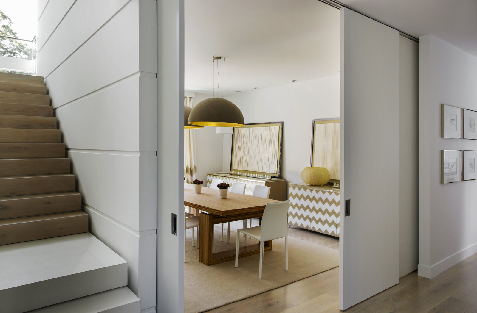 Ledgewood- Dining Room  Ledgewood by LDa  Architecture & Interiors