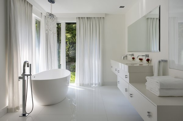 Ledgewood- Master Bathroom Photo 9 of Ledgewood modern home