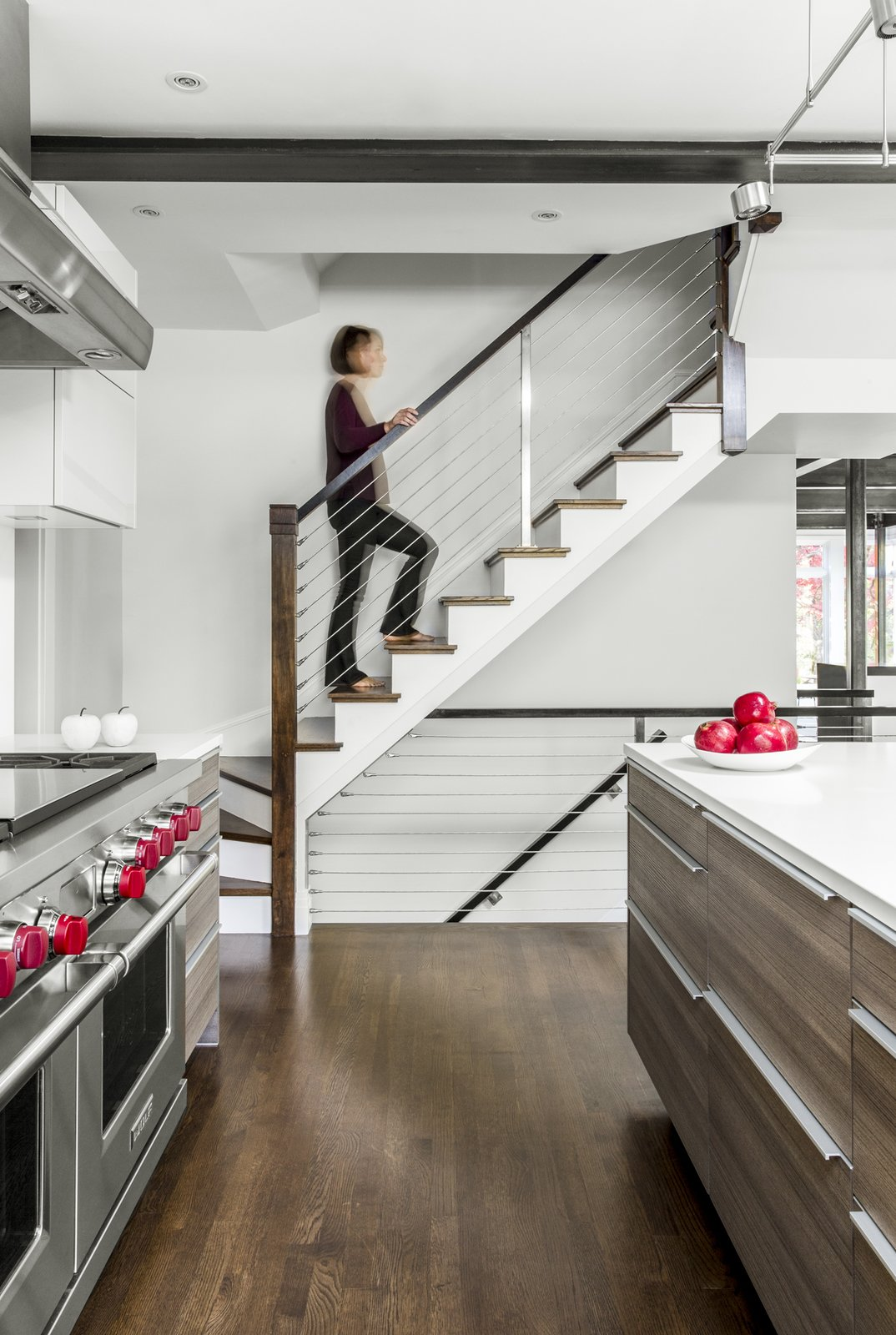 Willow Hill- Staircase  Willow Hill by LDa  Architecture & Interiors