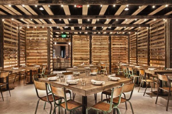 Photo 2 of Commonwealth Restaurant + Market modern home