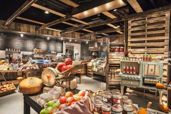 Photo 6 of Commonwealth Restaurant + Market modern home
