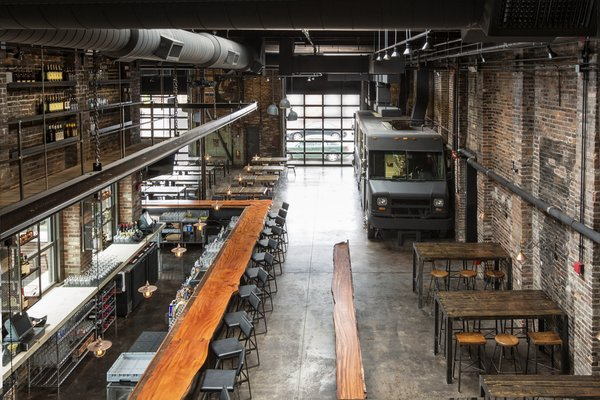 Photo  of Coppersmith Restaurant modern home