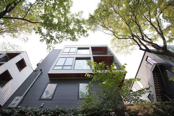 Photo 2 of Danforth Residences modern home