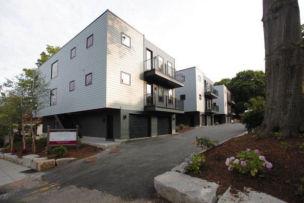 Photo 5 of Danforth Residences modern home