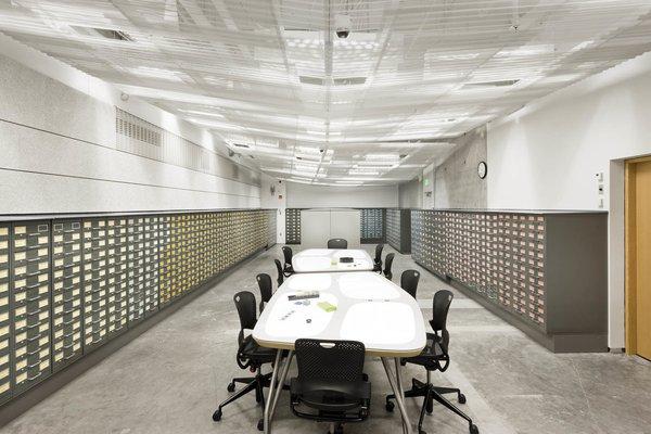 Photo 2 of Harvard Media Slide Library modern home