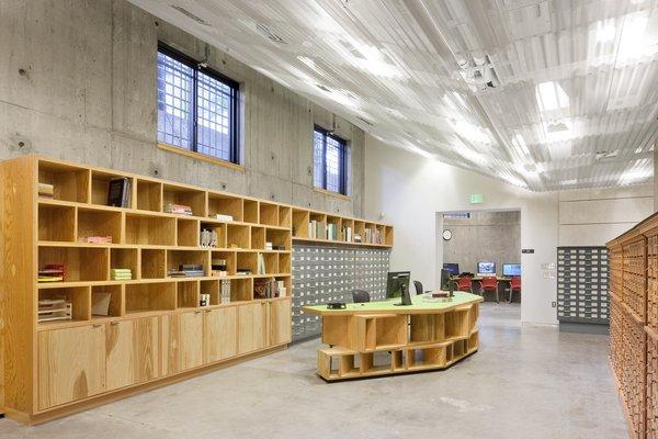 Photo 7 of Harvard Media Slide Library modern home