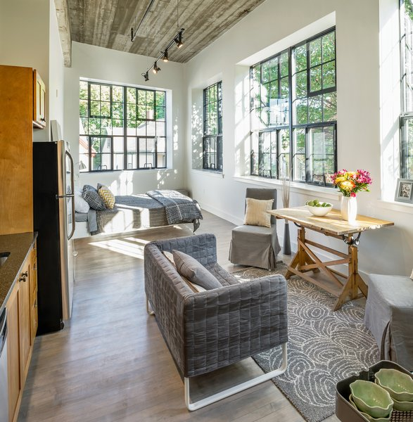 Photo  of Off Centre Lofts modern home
