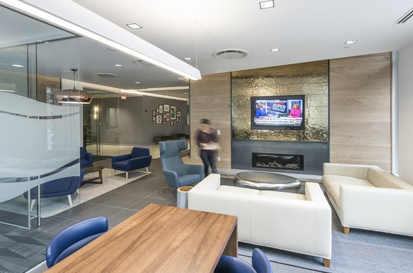 Photo 3 of Watermark Kendall Square Lobby modern home