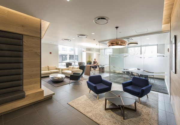 Photo 5 of Watermark Kendall Square Lobby modern home