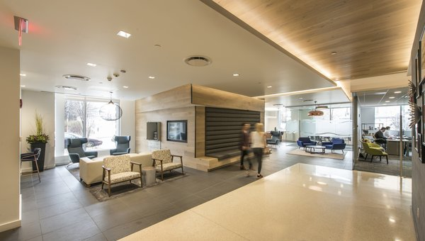 Photo 6 of Watermark Kendall Square Lobby modern home