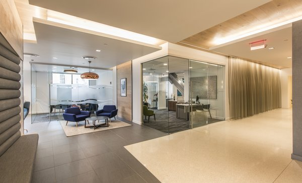 Photo 9 of Watermark Kendall Square Lobby modern home