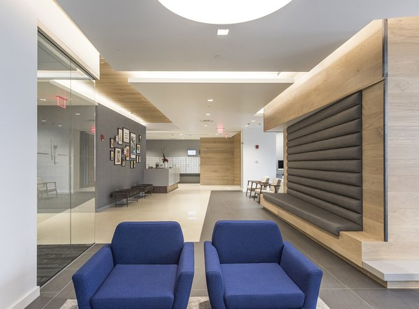 Photo 11 of Watermark Kendall Square Lobby modern home