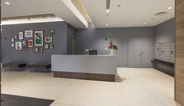 Photo 12 of Watermark Kendall Square Lobby modern home