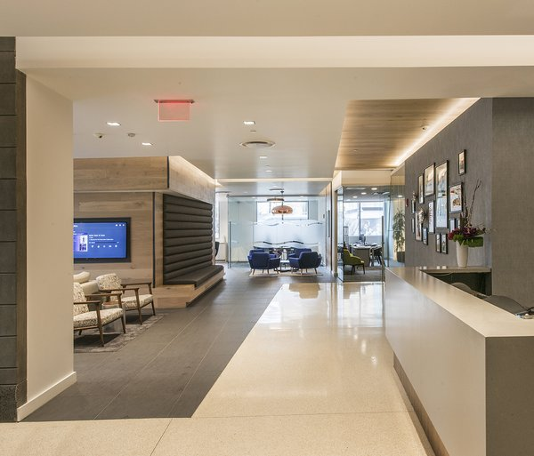Photo 13 of Watermark Kendall Square Lobby modern home