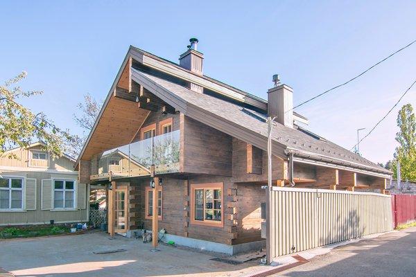 Photo  of The Vitaliy's house modern home