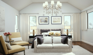 Stunning Bedroom Designs to Inspire You - Photo 1 of 6 - Competition: Bedroom Remodel