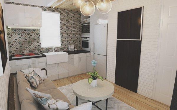 Competition: Backyard Tiny House