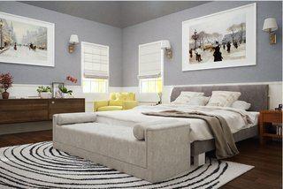 Stunning Bedroom Designs to Inspire You - Photo 4 of 6 - Competition: Master bedroom