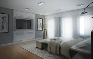 Stunning Bedroom Designs to Inspire You - Photo 6 of 6 - Competition: East River House