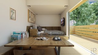 Shipping Containers Turn Affordable Homes - Photo 2 of 3 - Competition: Compact Shipping Container Home - Nairobi, Kenya