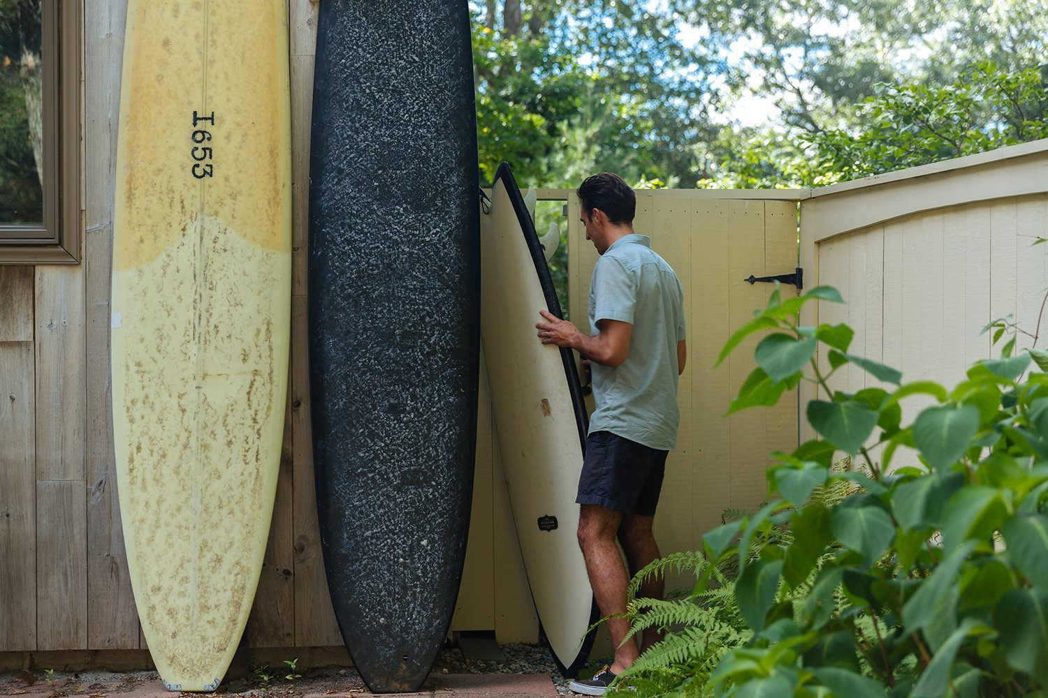 Photo 6 of 12 in Surf Shacks 032 - Matt Olerio + Joanna Zamora