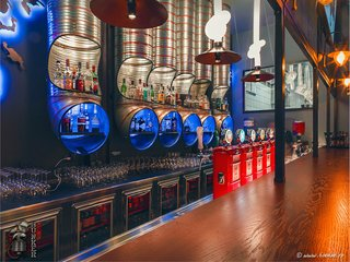 BUNKER, Post-apocalyptic themed bar - Photo 6 of 36 -