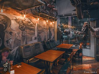 BUNKER, Post-apocalyptic themed bar - Photo 7 of 36 -