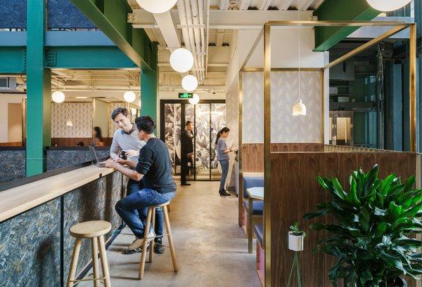 Photo 9 of WeWork Weihai Lu modern home