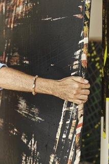 Inside the Artist's Studio:  Sebastien Leon - Photo 5 of 5 -