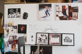 A Joyful Noise in the Dark: A Peek Inside Ted Riederer's Studio - Photo 3 of 4 -