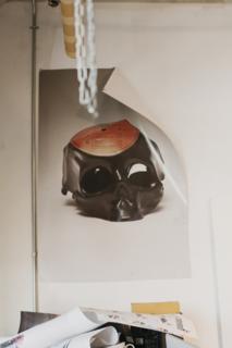 A Joyful Noise in the Dark: A Peek Inside Ted Riederer's Studio - Photo 4 of 4 -