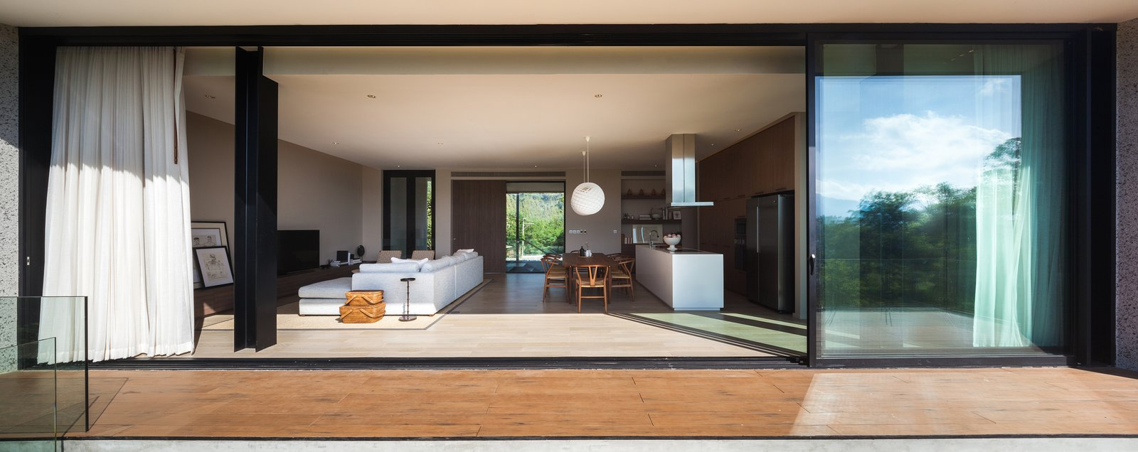 Akas Villa, Khaoyai by Black Pencils Studio