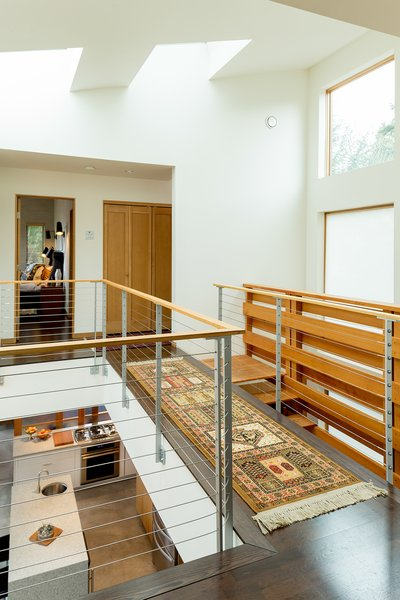 Photo 6 of LEED Platinum in Portland modern home