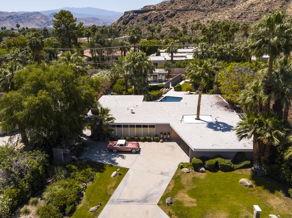 Photo 17 of Mid Century Modern Time Capsule in Palm Springs modern home